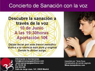 concierto voz SAMSARA10junio